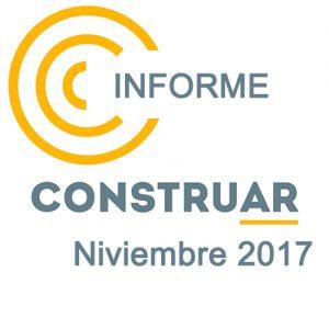 CONSTRUAR – Informe de la obra pública Noviembre 2017
