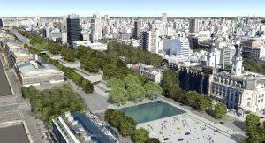 Ciudad anuló contrato de obras del Paseo del Bajo a empresa sospechada de pagar coimas
