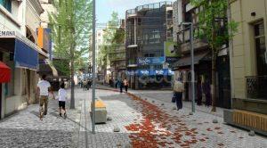 Remodelación de la Peatonal San Martín $44 Millones 4 Ofertas