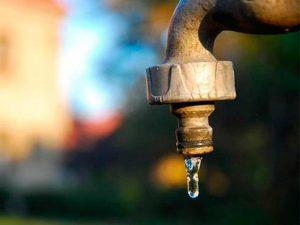 Hornus rubricó el contrato para el inicio de obras del Plan Director de Agua de Villaguay