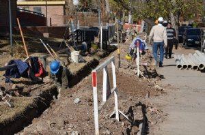 Hay ocho oferentes para la obra de cloacas de Sierras Chicas $ 636 Millones