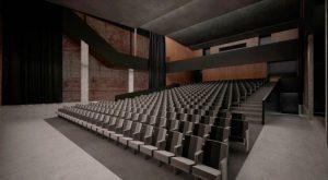 Reconstrucción del Teatro Comedia $ 85 Millones 3 Ofertas