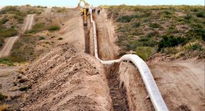 Contreras Hnos. ganó la ampliación del Gasoducto Cordillerano y Patagónico