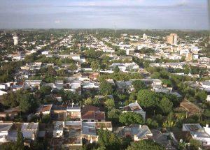 """Ceretta Construcciones SRL nivelación y apertura de calles barrio """"Cura Brochero"""" $ 4,5 Millones"""