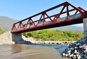 Obras para puente sobre río Santa Cruz en Catamarca $ 75 Millones 2 Ofertas