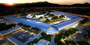 El Gobierno apura las obras en la Terminal de Ómnibus de Mendoza