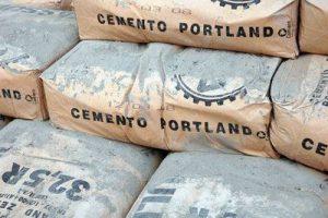 Aumentó el consumo de cemento movido por la obra pública
