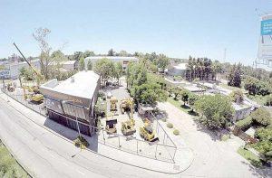 Dos ofertas para obras en el barrio Los Sauces $ 3 Millones