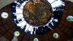 El Gobierno llamó a licitación para reparar la cúpula del ECA de Mendoza