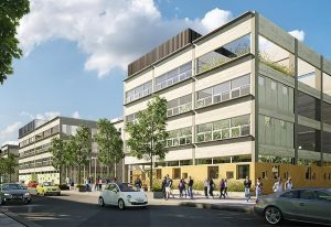 Cunumí construirá el Edificio Polo Educativo Mugica $ 264 Millones