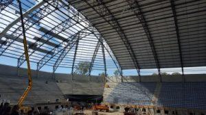 Tigre, estadio cerrado para 14 mil personas $ 423 Millones