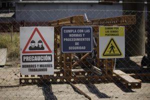 Igualdad: las obras de la Ciudad ahora tienen carteles de «hombres y mujeres trabajando»