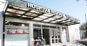Contratación directa para la obra del hospital Artémides Zatti