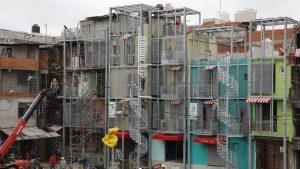 Constructora Sudamericana se quedó con una obra en la Villa 31 por $1177 millones