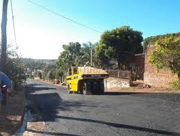 Misiones reparación de calles rotas