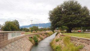 Obra del río Tajamar única oferta $ 176 Millones