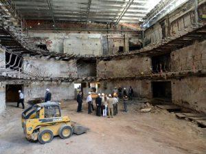Reconstrucción del teatro Comedia y el Portal de Güemes 2 Ofertas $ 47 Millones