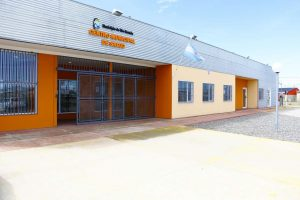 Coccaro firmó el contrato para la construcción de un Centro de Atención de Segundo Nivel en Margen Sur $ 38 Millones