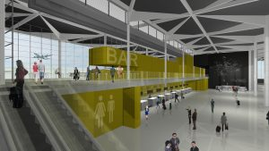 Rosario cuatro ofertas para la remodelación del aeropuerto $946 Millones