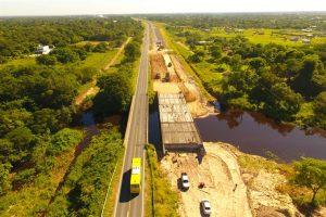 Plan Belgrano: construyen la primera autopista en la historia de Formosa