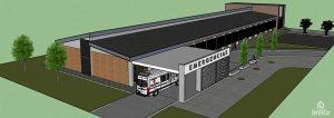 Invico Inicio las tareas para edificar el nuevo hospital de Ituzaingó