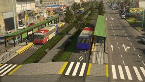 Ingevial SA Construirá el Metrobus que llegará a Morón $ 107 millones