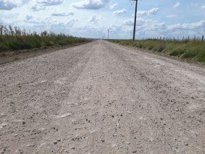 COVIAR S.A. mejor oferta para obra vial rural pringlense $ 4 Millones