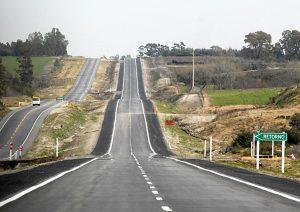 Ruta 1: se presentaron seis empresas para la licitación de la segunda etapa $ 400 Millones