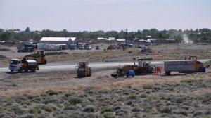 La Ruta 23 sumó 75 kilómetros más de asfalto; sólo faltan 143