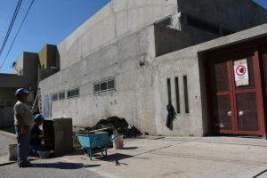 Se rescindió el contrato a Server SA la obra ex Polivalente en Tandil