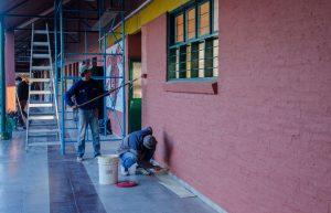 Seis ofertas para la refacción de la Escuela Primaria N° 16 de Bariloche $ 4 Millones