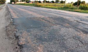 Una oferta para reconstruir la ex Ruta 26 en San José EERR