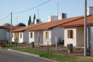 112 viviendas en Toay $10 Millones