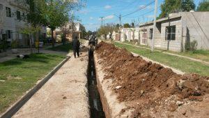 Briales S.A. construirá red de cloacas en Arenaza