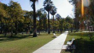 Siete empresas pelean por mantener el Parque de Mayo de San Juan $ 17 Millones