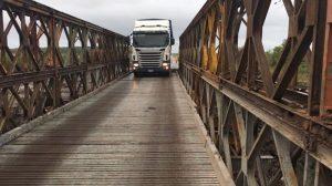 3 Ofertas para construir el puente sobre el arroyo Iribú Cuá $ 36 Millones