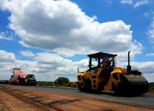 Repavimentación de la Ruta Provincial Nº 2 Rio Negro 5 Empresas $ 176 Millones