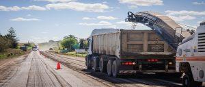 Continúan a buen ritmo las tareas de reconstrucción de la ruta provincial Nº 6 EERR