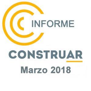 CONSTRUAR – Informe de la obra pública Marzo 2018