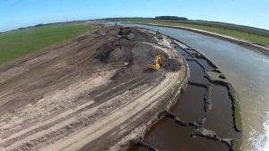6 empresas para dragar el Río Salado US$450 millones y un total de US$950 millones