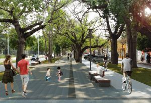 Santa Fe Hubo siete ofertas para la avenida Freyre $130 Millones