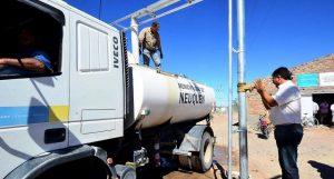 Casi 25 millones de pesos para llevar agua a sectores sin red