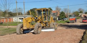 Concepción del Uruguay: Repararán 155 cuadras de calles de tierra