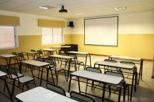 """Refacción del colegio """"El Bardino"""" de Santa Isabel $10 Millones"""