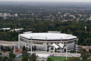 El estadio de Mendoza costó cuatro veces más de lo presupuestado