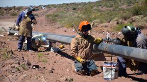 El gasoducto de Vaca Muerta tiene dueño U$S 250 Millones