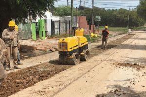 Buenos Aires Adjudican obras de rehabilitación de aceras y red pluvial por más de $3.000 Millones