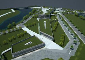 Ofertas para la construcción de la sede del Poder Legislativo del Chaco Único Oferente