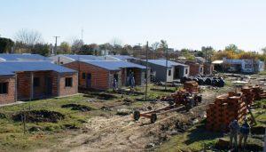La Rioja Tres oferentes para completar 12 viviendas en estación Mazán $ 3 Millones