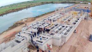 Se adjudicaron los cinco tramos de la segunda etapa del Acueducto Desvío Arijón